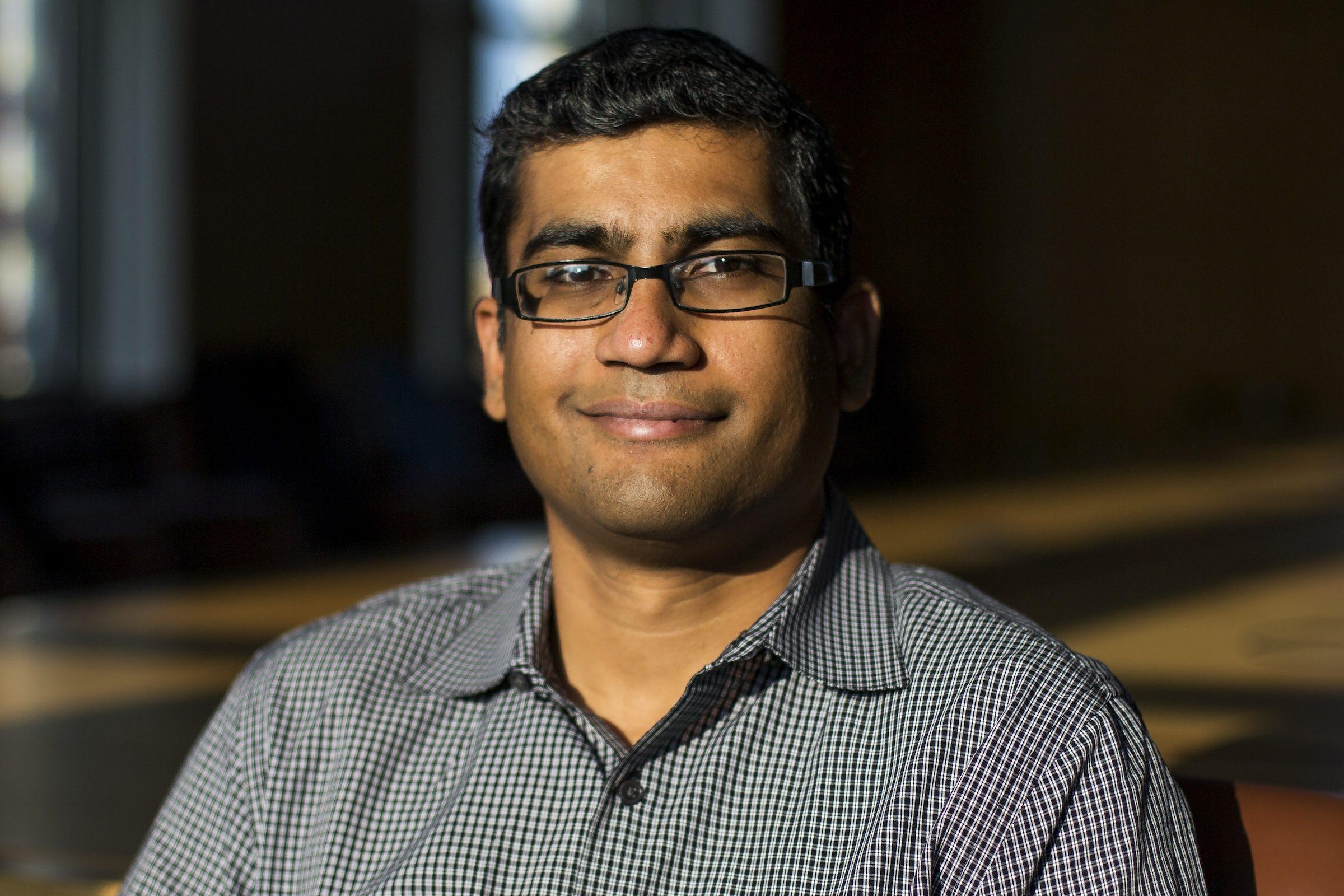 Portrait of Karthik Duraisamy