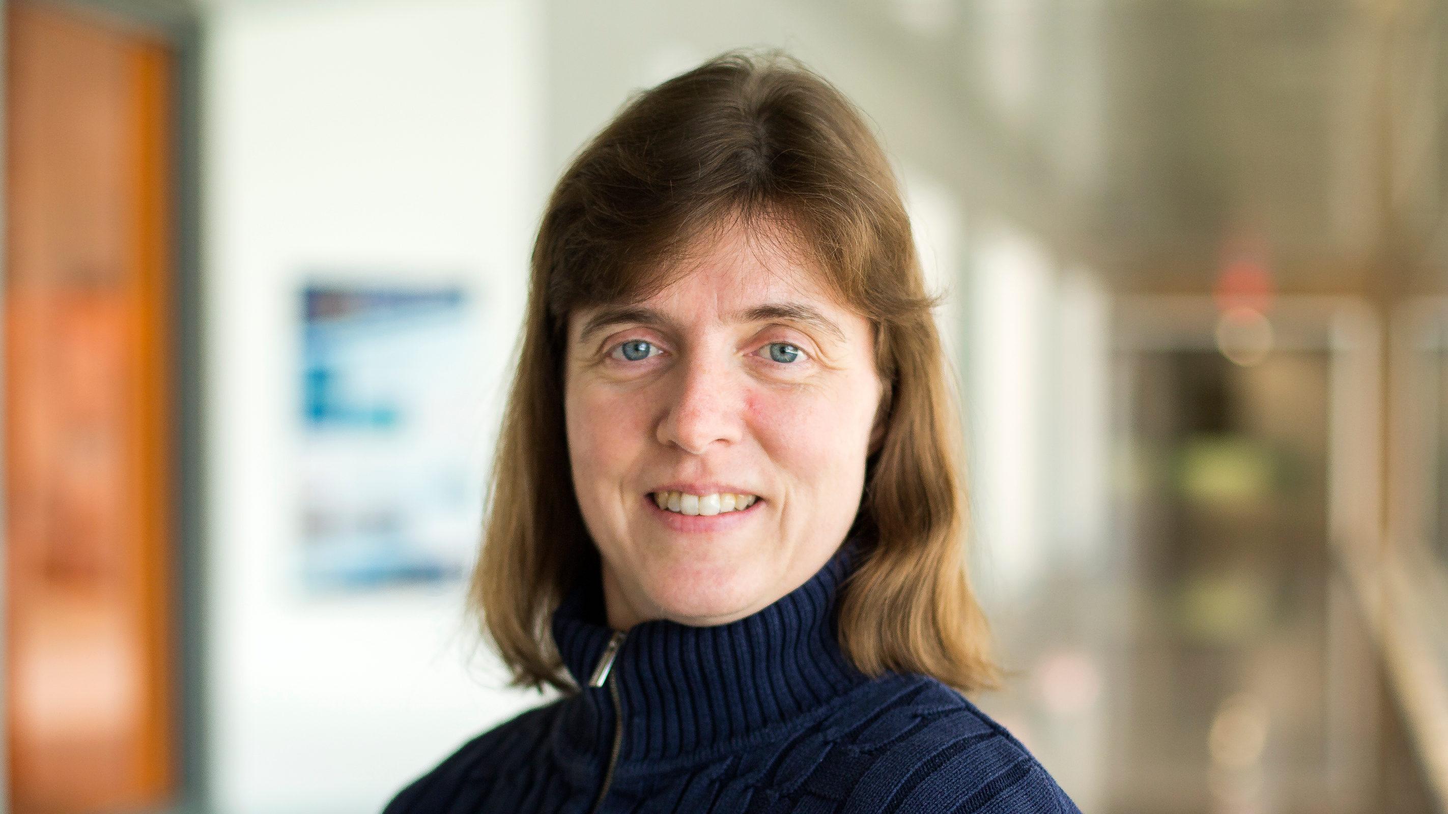 Professor Ella Atkins wins inaugural President's Award