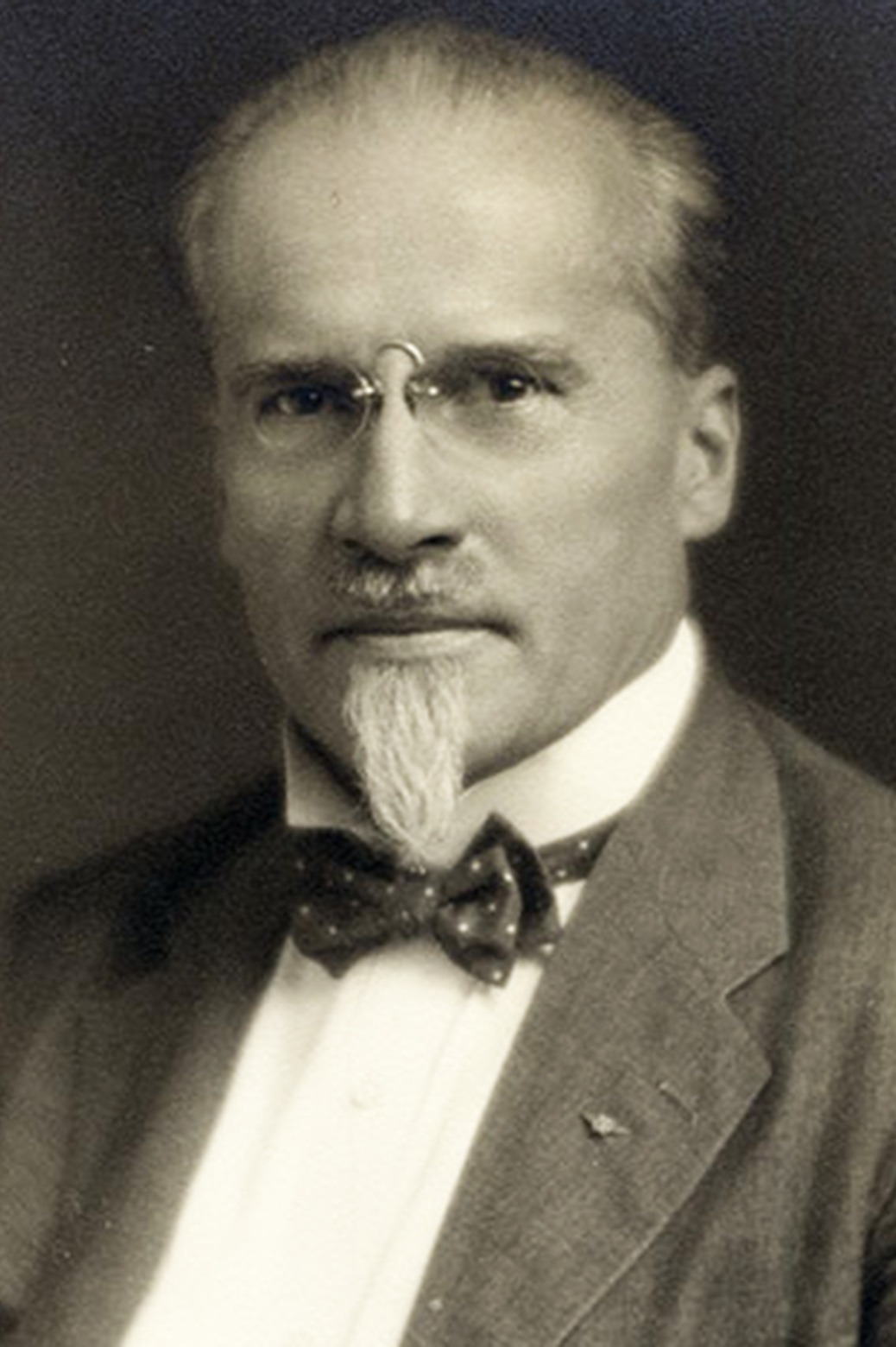 Portrait of Felix Pawlowski
