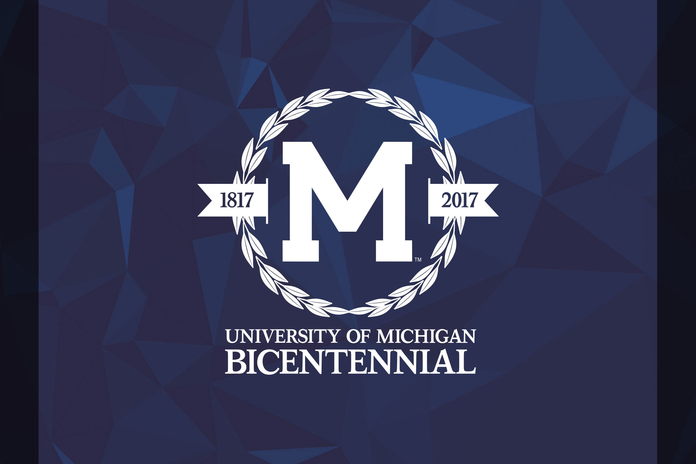 Michigan Bicentennial logo