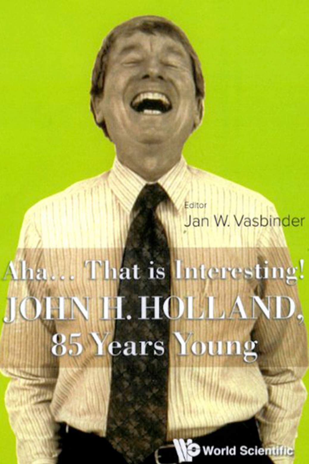 John Henry Holland's book cover
