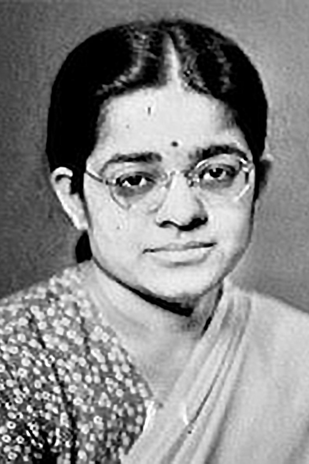 Portrait of Rajeswari Chatterjee