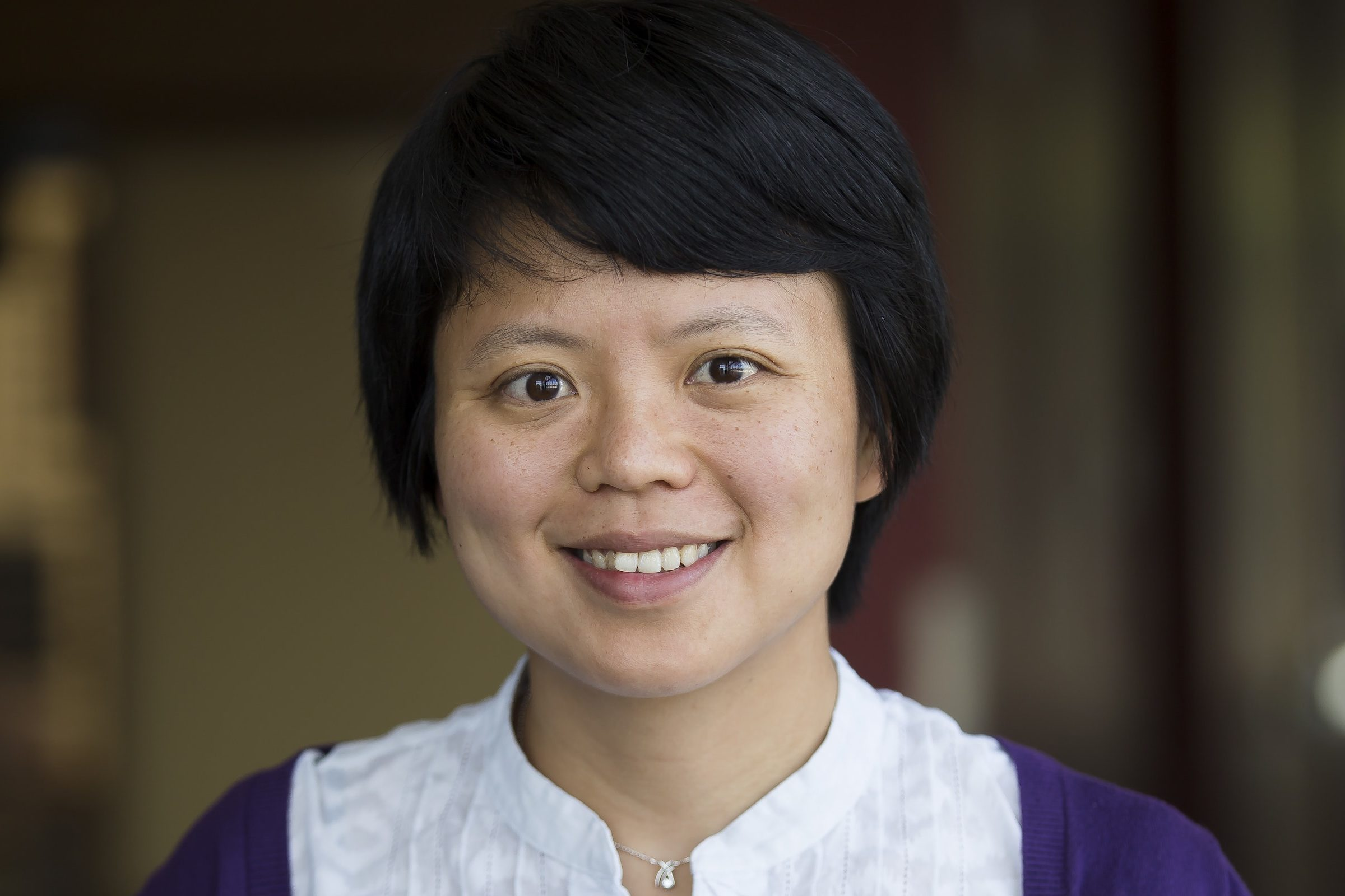 Siqian Shen. Photo: Joseph Xu, Michigan Engineering.