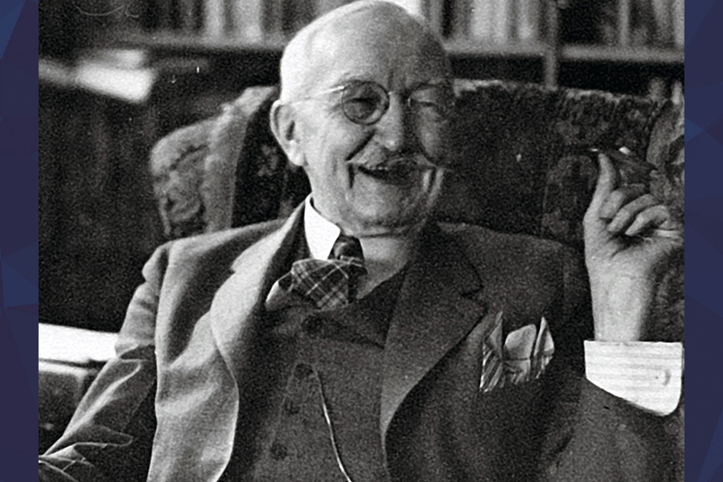 Portrait of Mortimer Cooley
