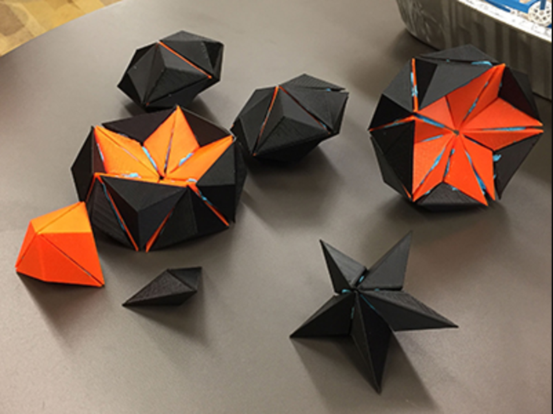 Paper examples origami