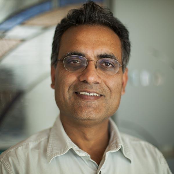 Atul Prakash portrait
