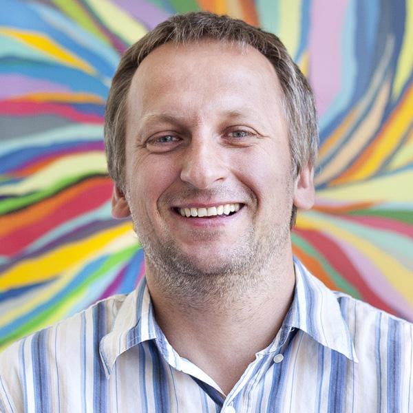 Portrait of Marcin Szczepanski