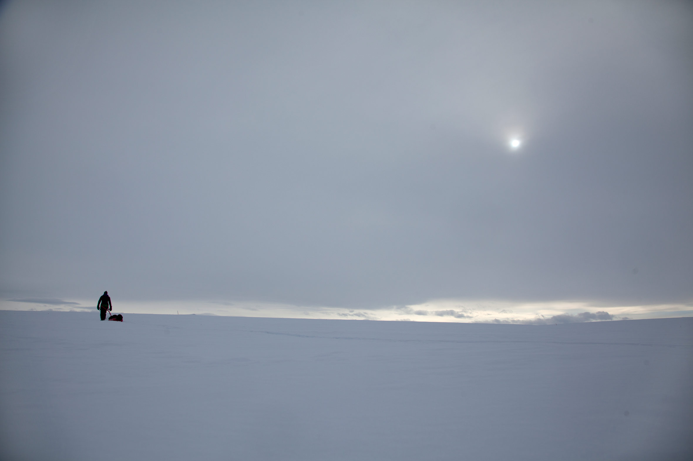 Toolik Field Station in Alaska. Photo: Marcin Szczepanski, Michigan Engineering.