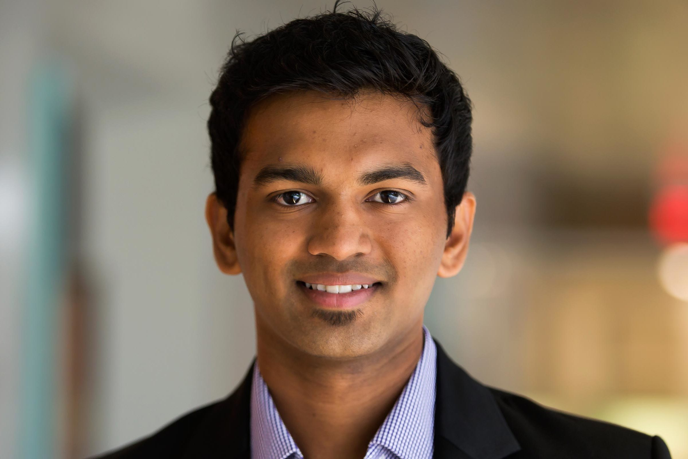 Portrait of Arjun Kannan