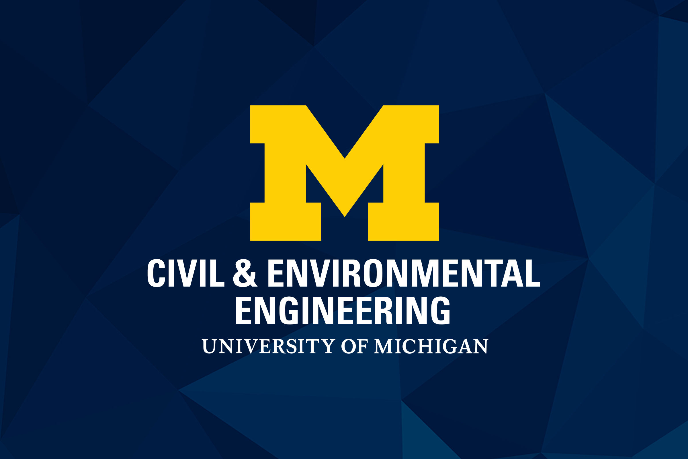 Civil & Environmental Engineering logo