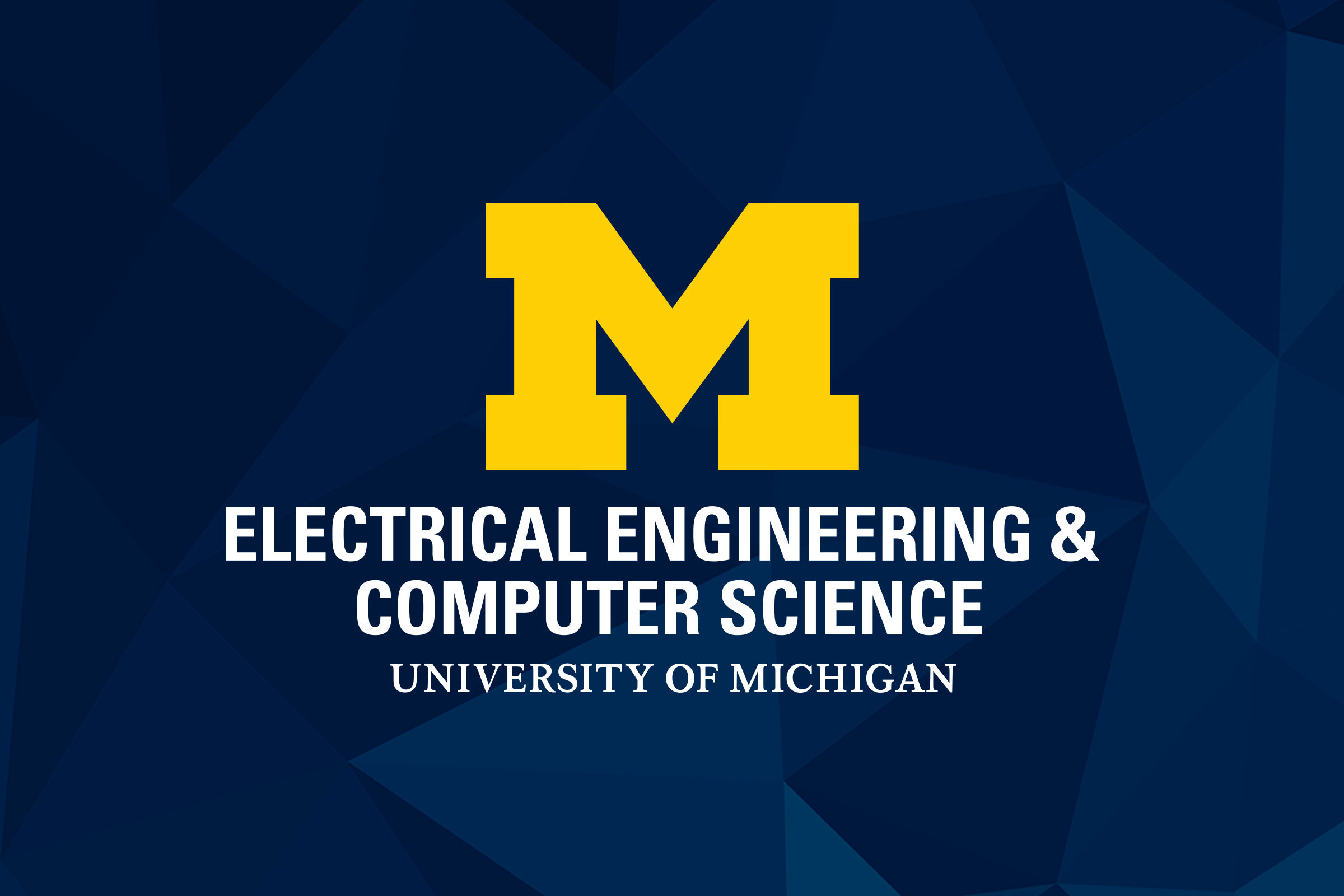 Electrical Engineering & Computer Science logo