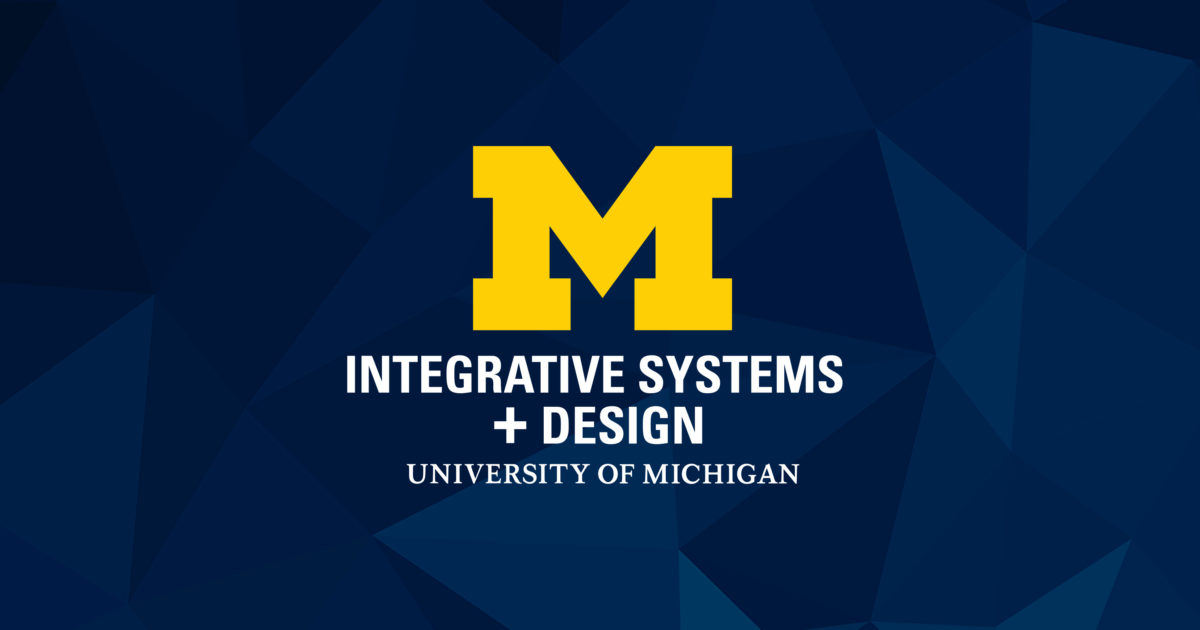 Systems Engineering And Design Umich