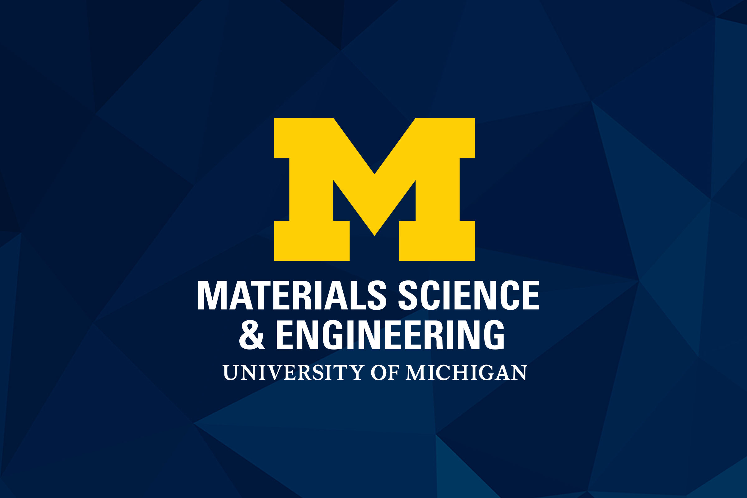 Materials Science & Engineering logo