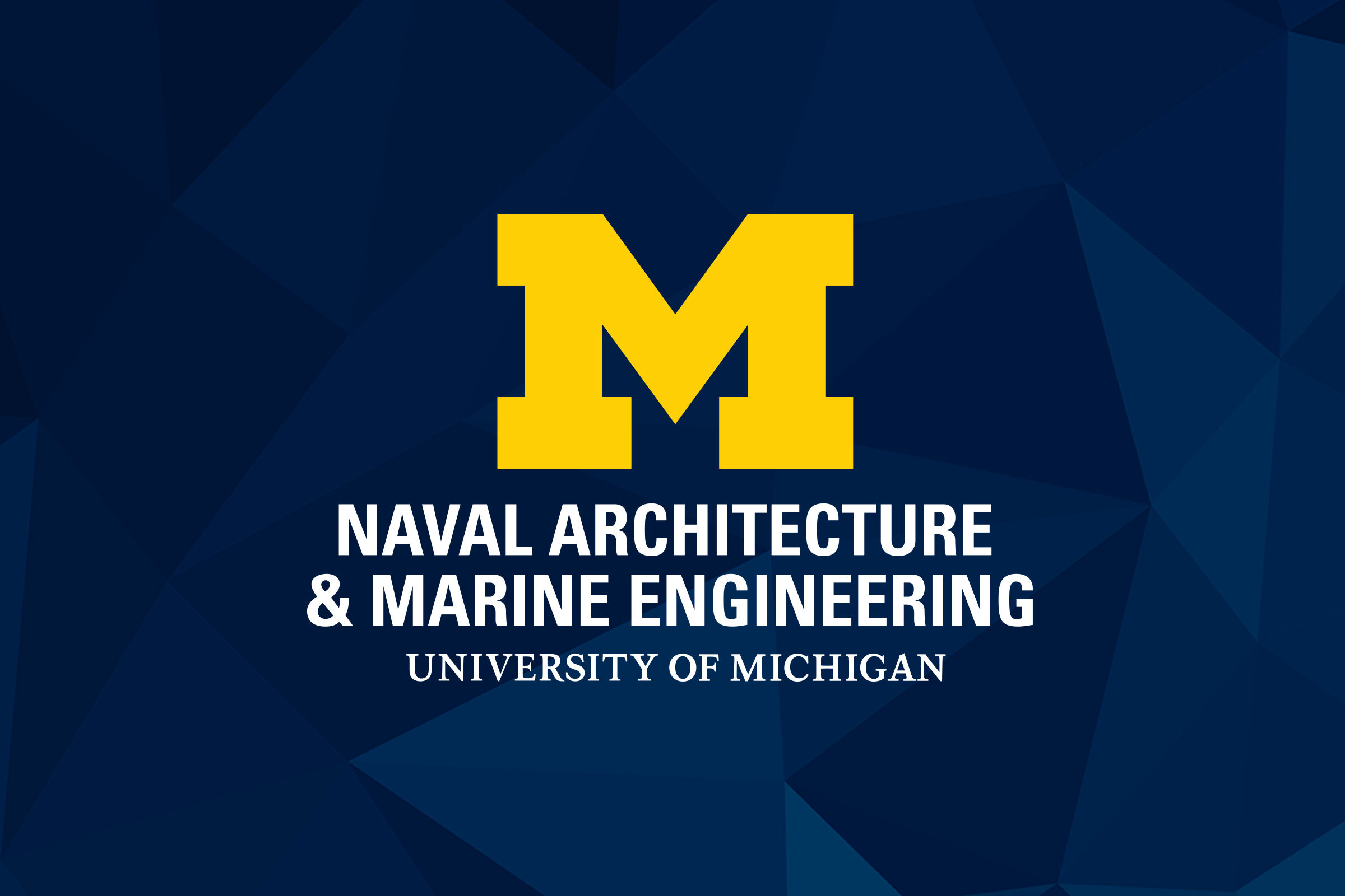 Naval Architecture & Marine Engineering logo