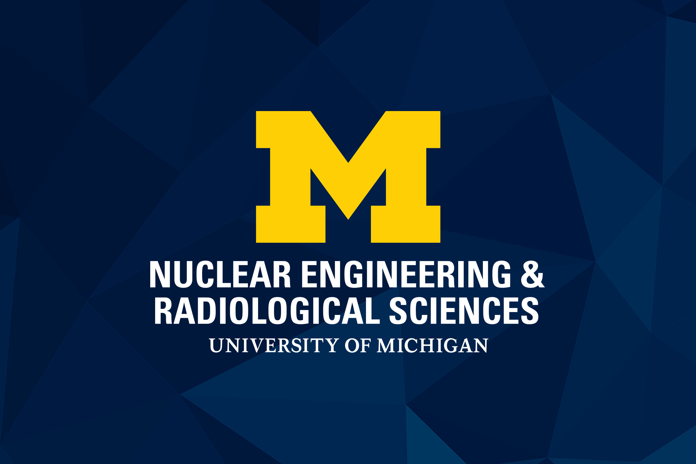 Nuclear Engineering & Radiological Sciences logo