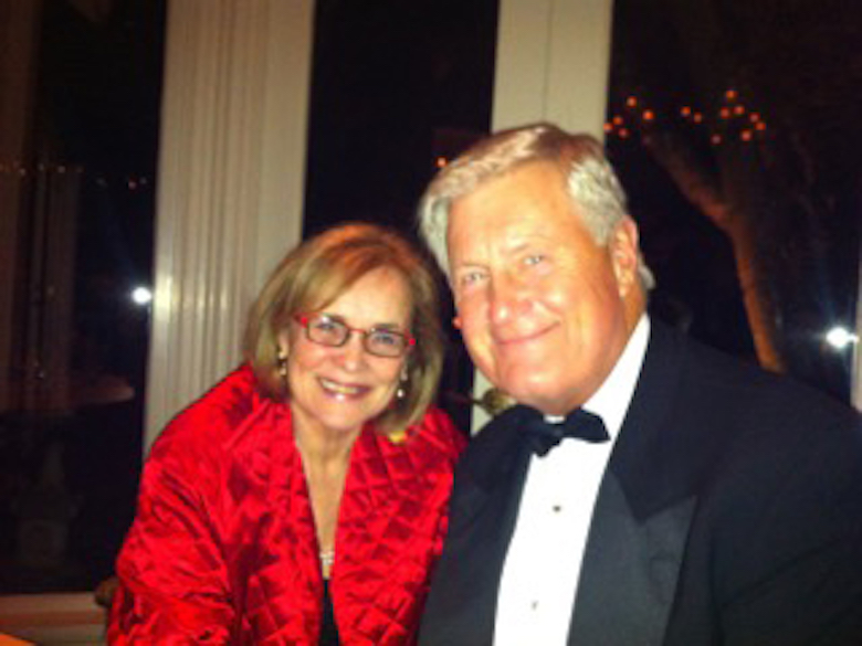Professor Frederick W. Buckman and Marion K. Buckman
