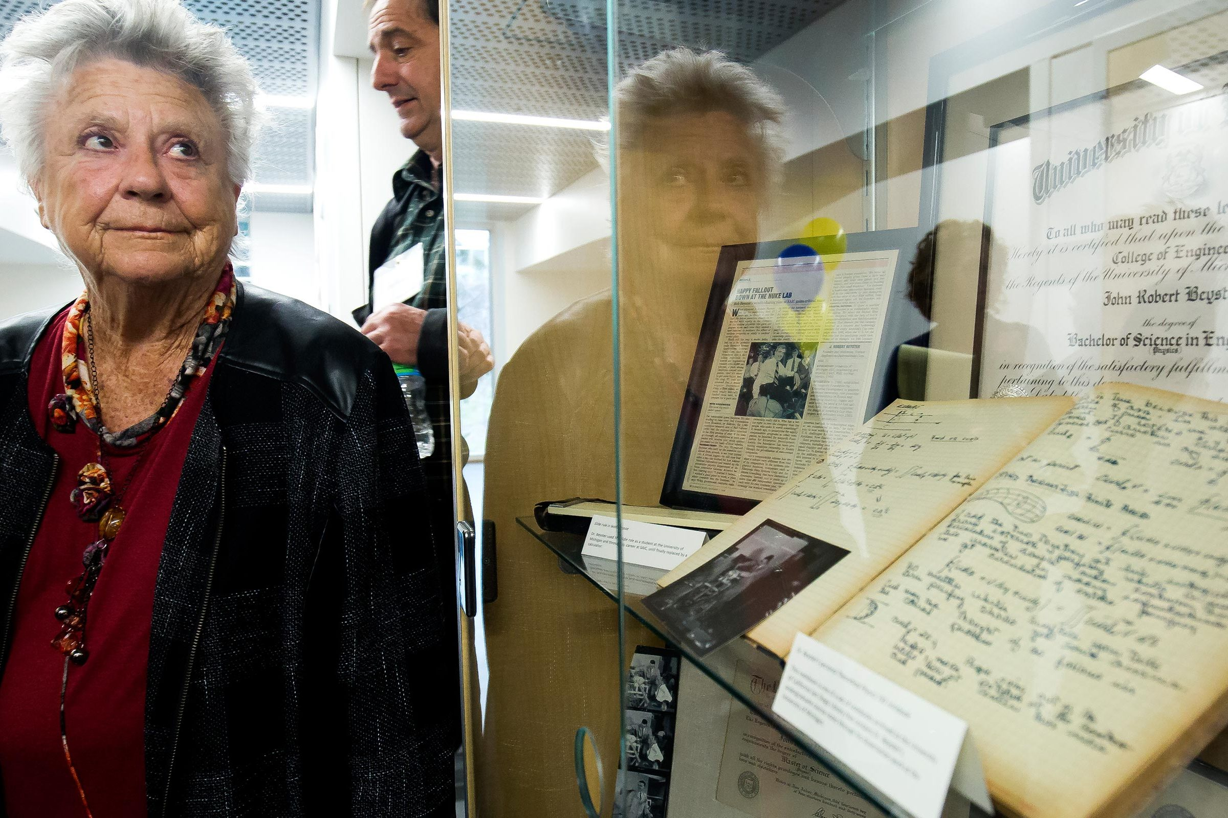 Beyster Collections showcase a lifetime of ideas from U-M alum