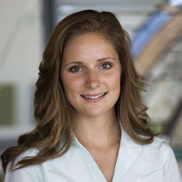 Portrait of Sarah Bachleda