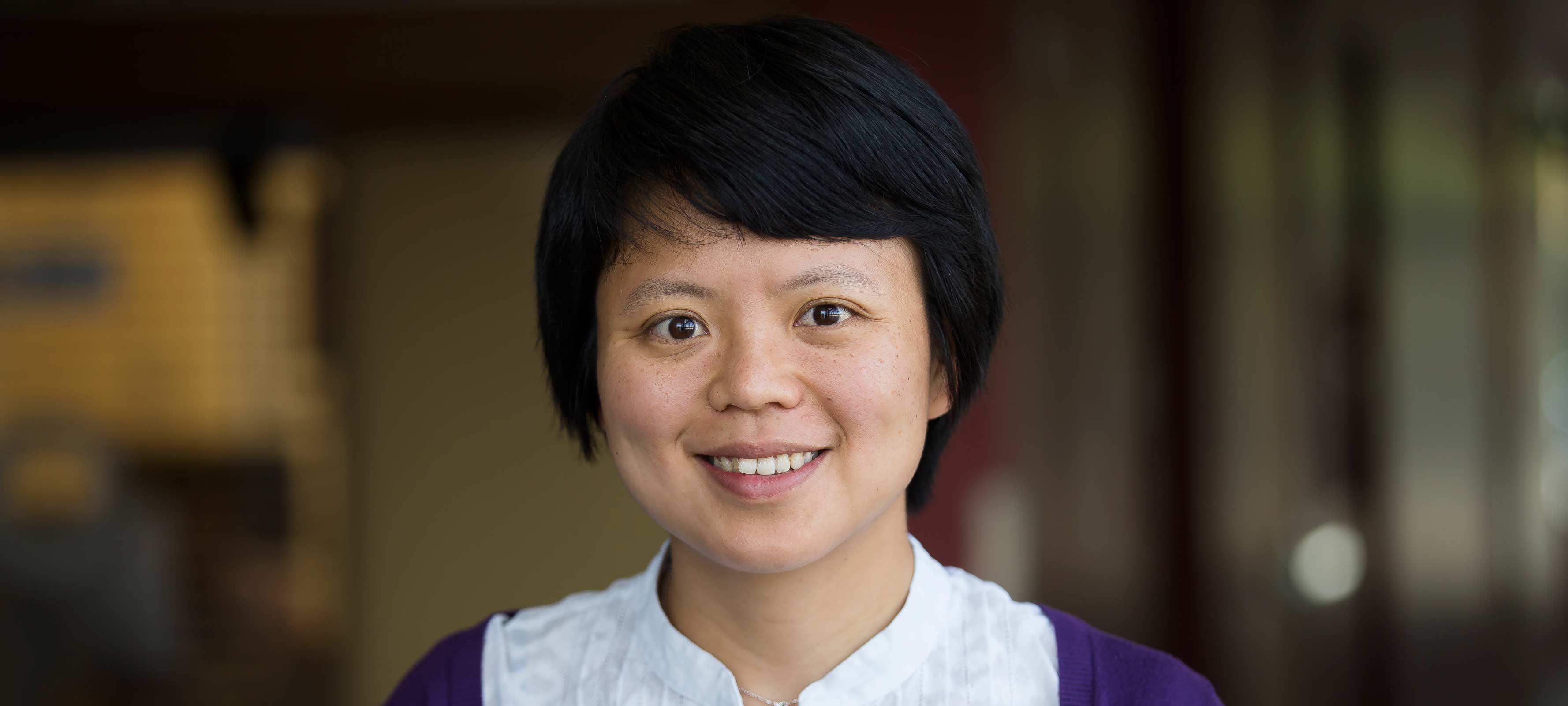 Siqian Shen. Photo: Joseph Xu, Michigan Engineering.