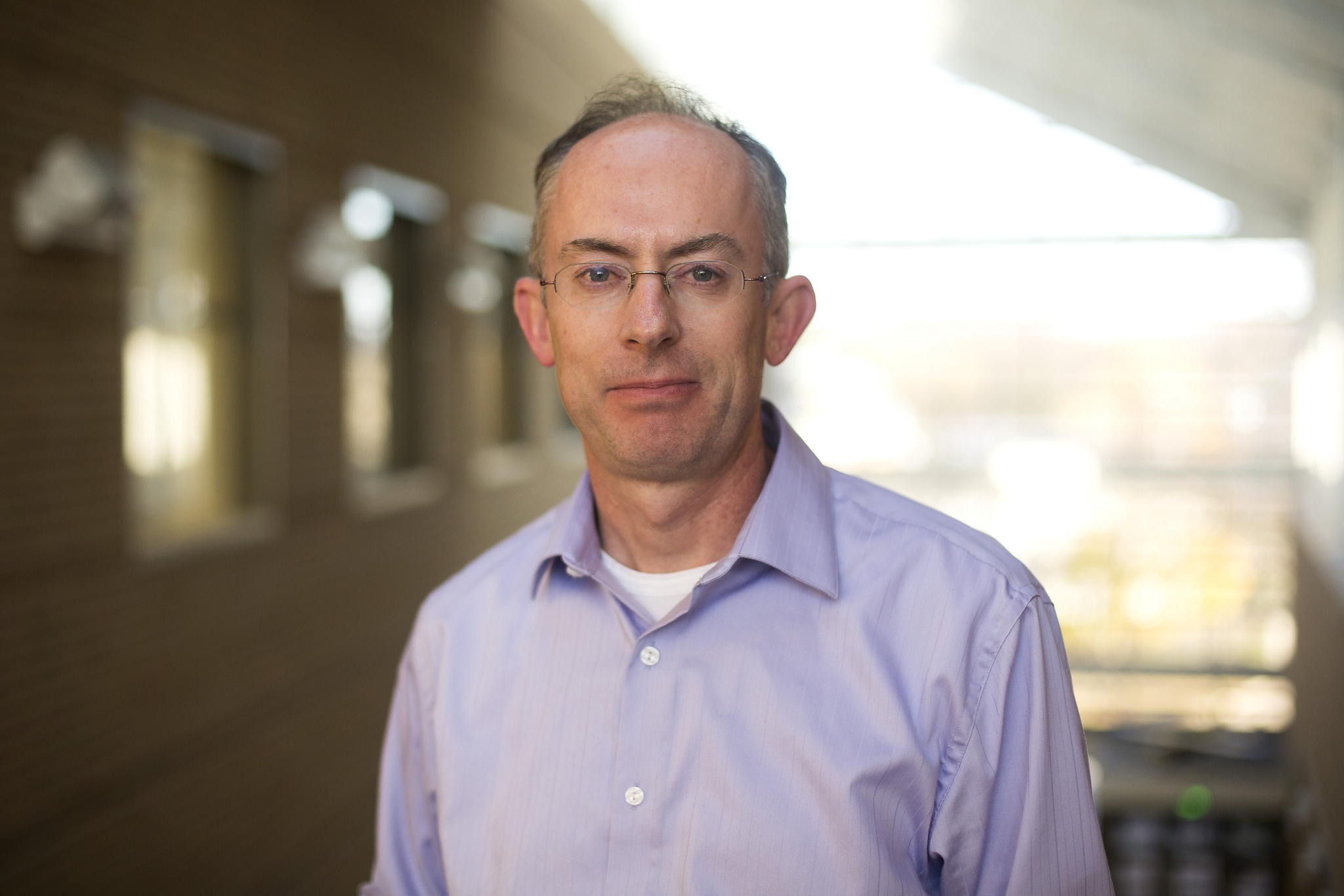 Aerospace Engineering Professor Iain Boyd