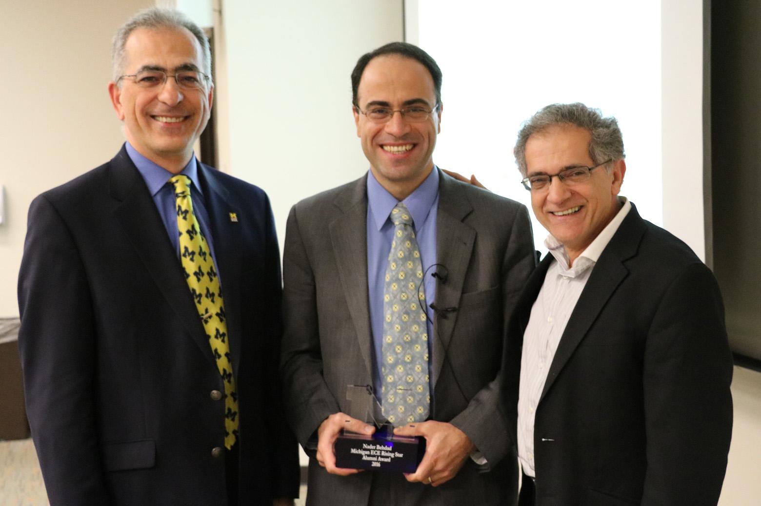 Nader Behdad ECE Rising Star Award