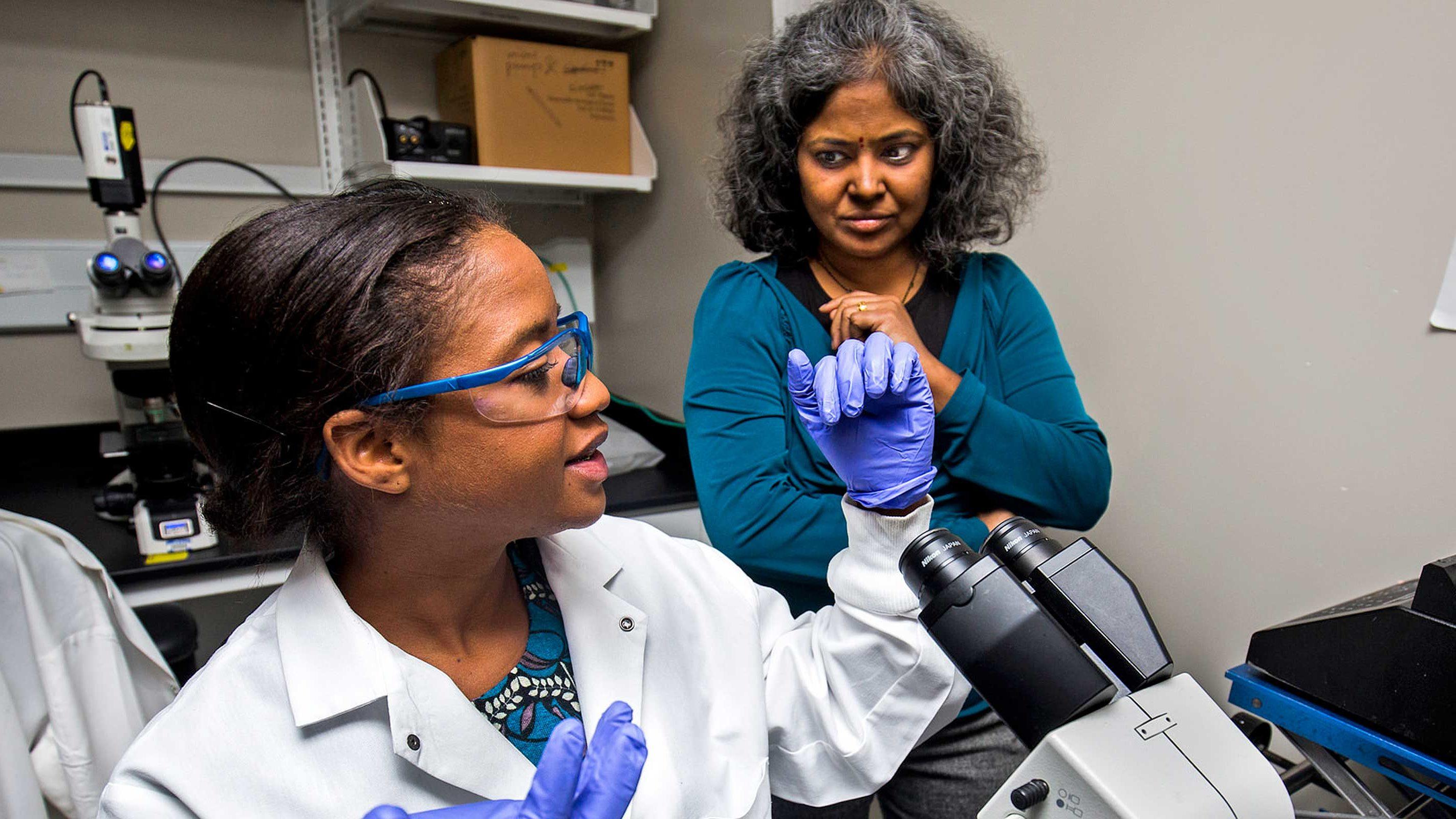 Sunitha Nagrath co-directs new U-M Cancer Core