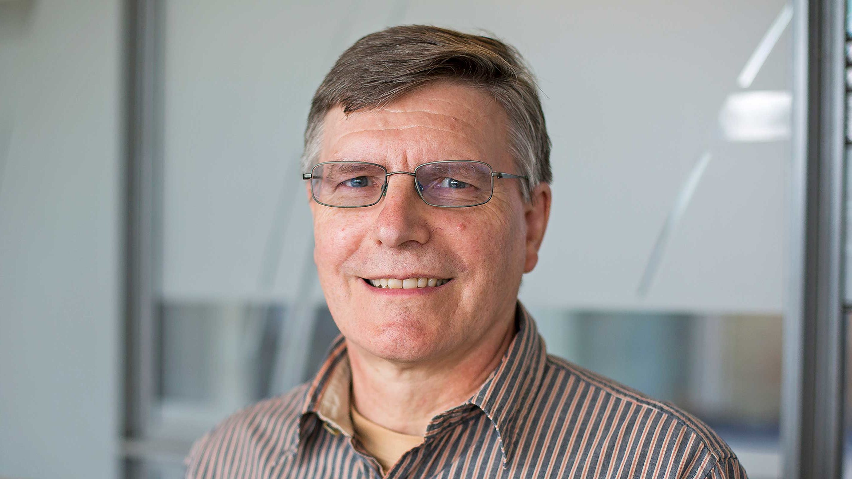 Johannes Schwank elected AIChE Fellow