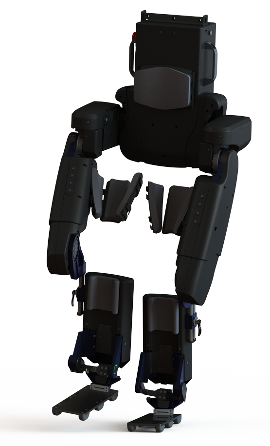Wandercraft's Exoskeleton version 2