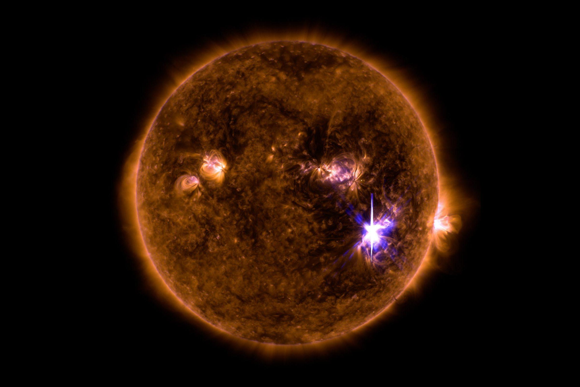 solar storms threaten earth 2017 - photo #9