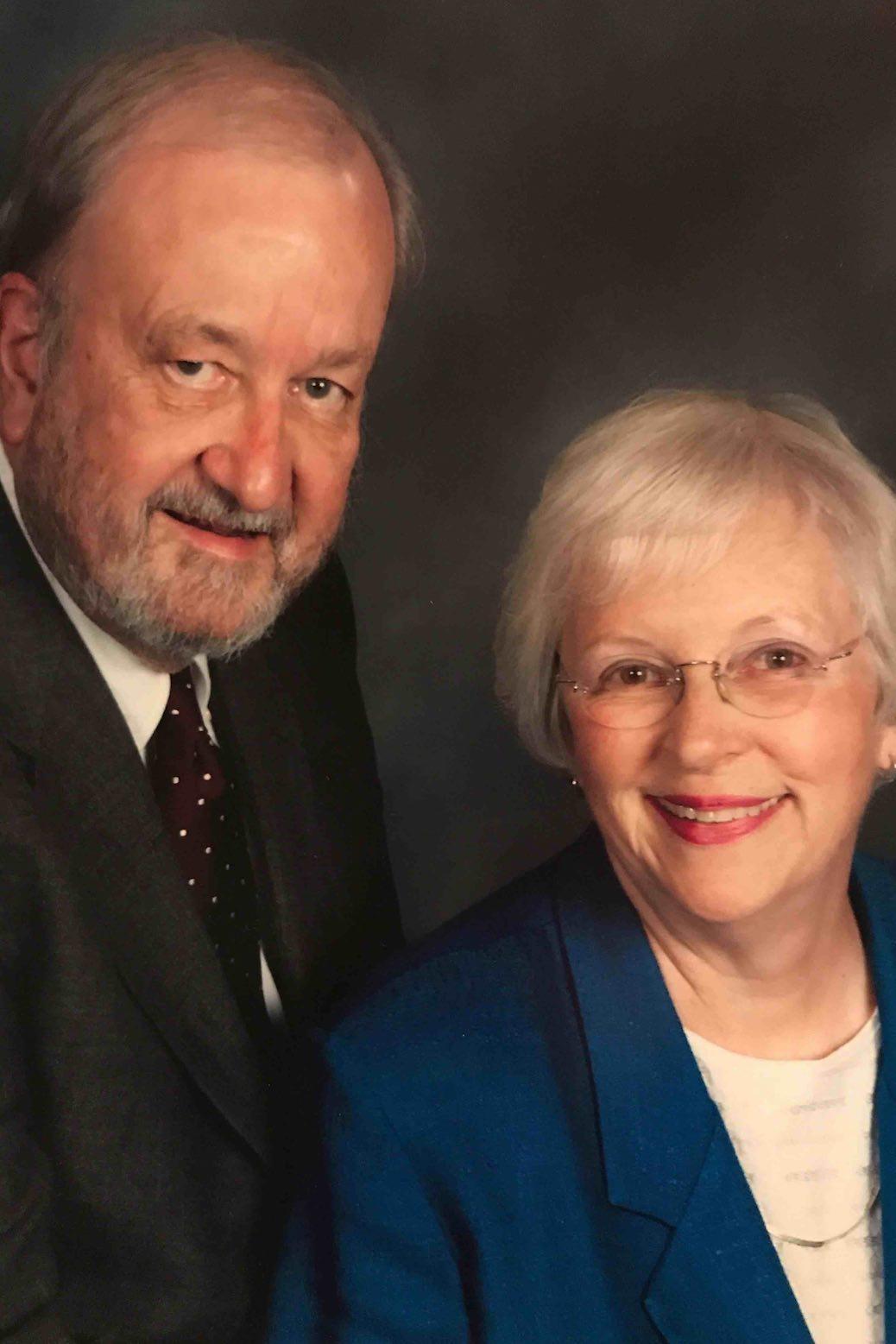 Glenn F. and Gladys H. Knoll