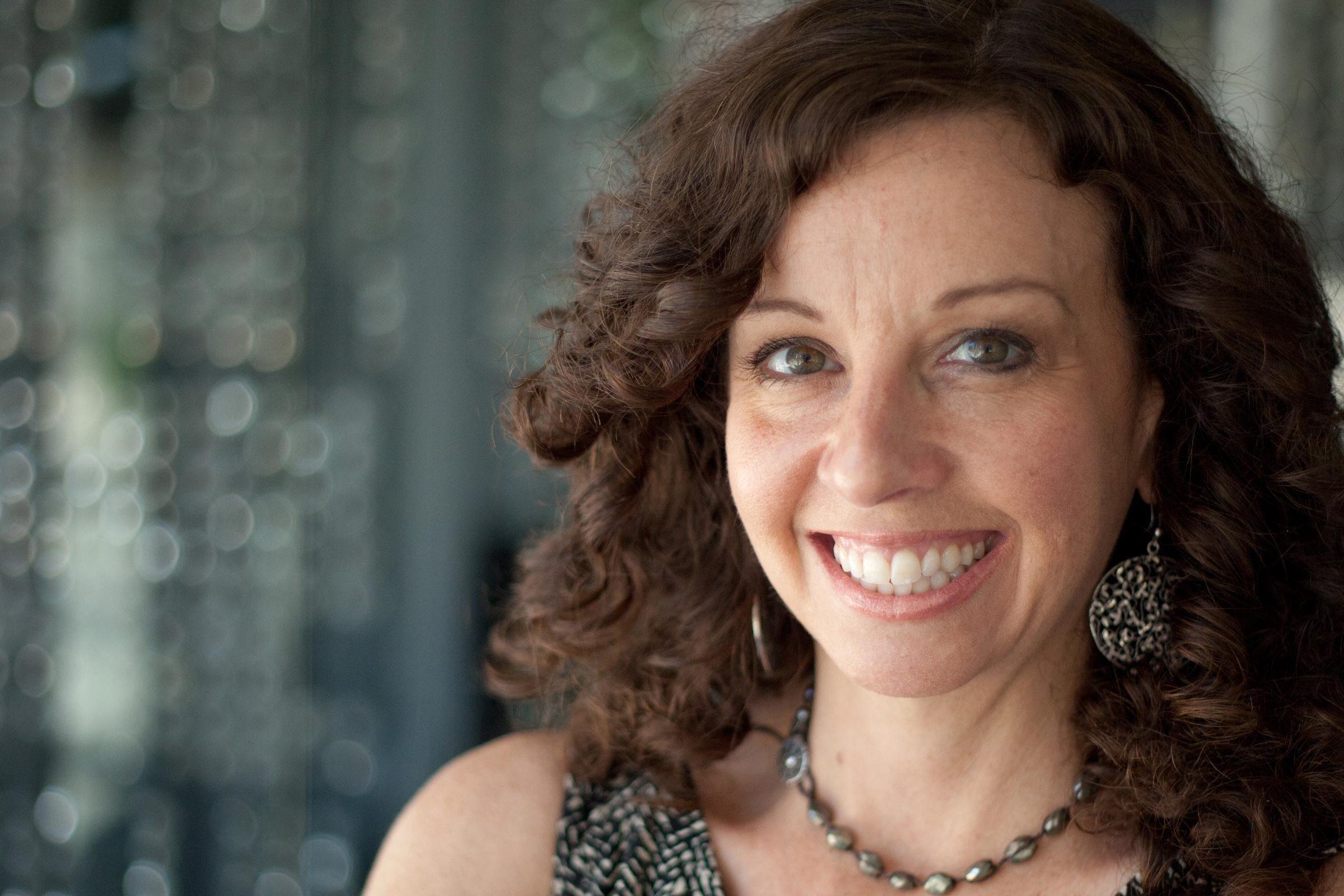 Portrait of Sharon Glotzer