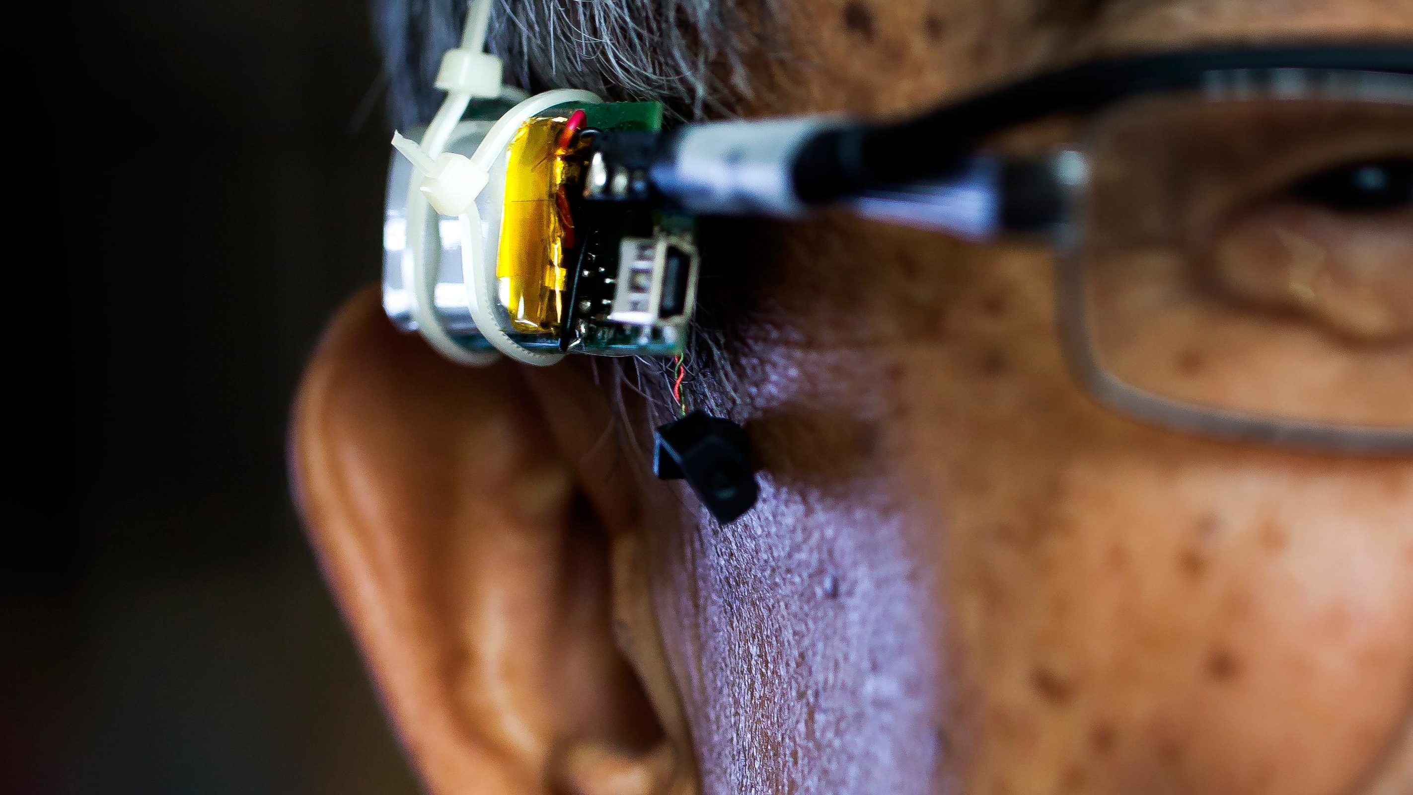 Wearables to boost security of voice-based log-in