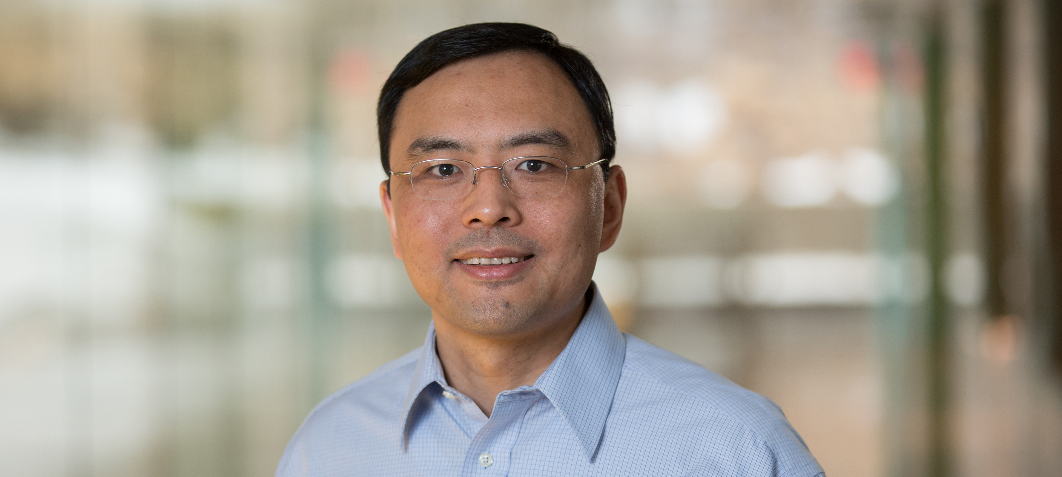 Wei Lu, Professor of Electrical Engineering and Computer Science