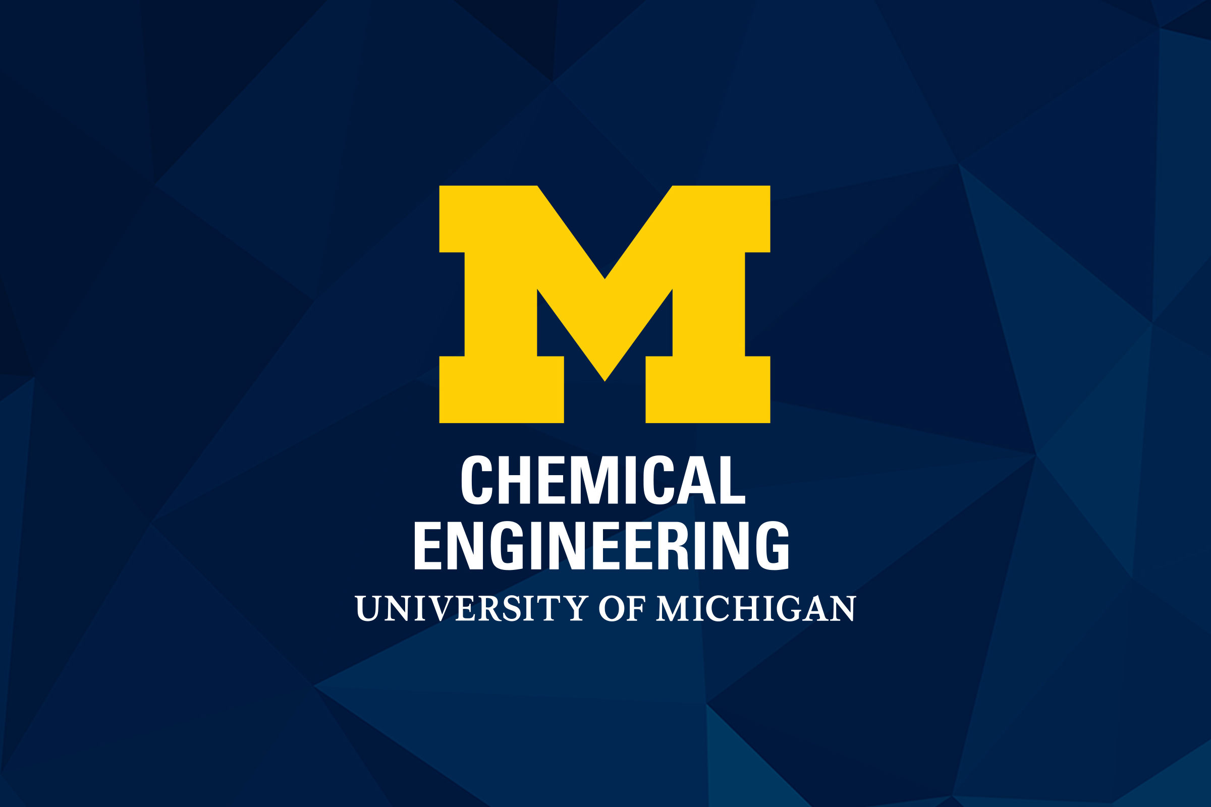 Michigan Chemical Engineering logo