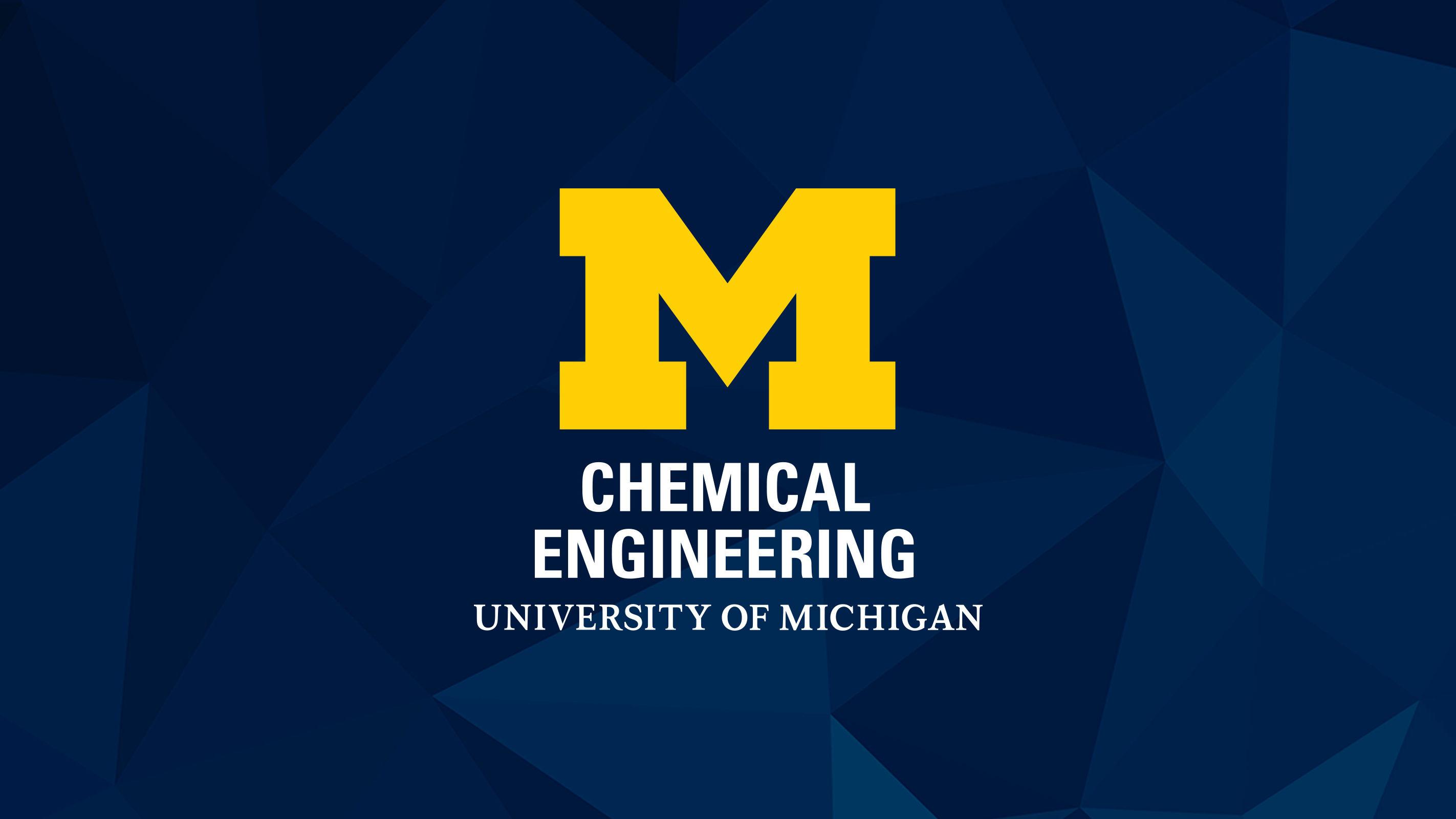 Michigan Chemical Engineering logo