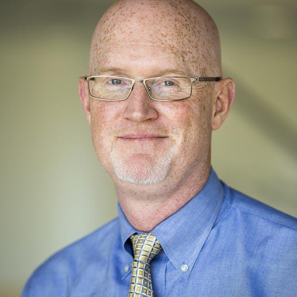 Portrait of Jim Lynch.