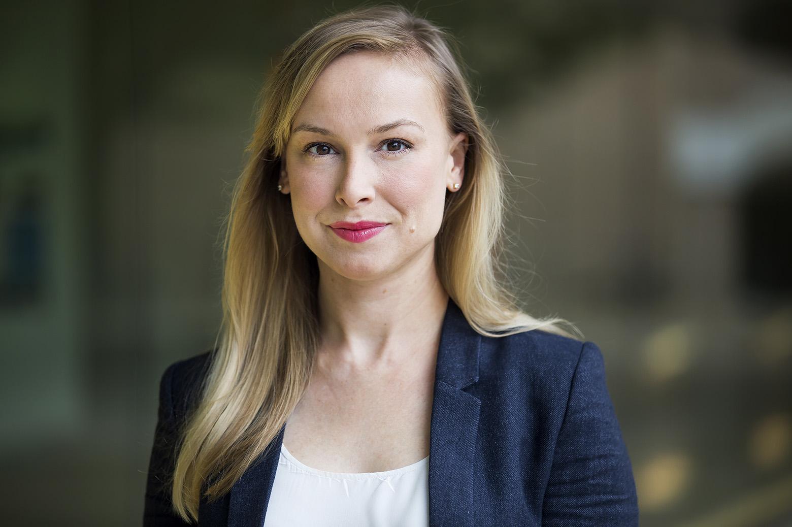 Prof. Jenna Wiens.