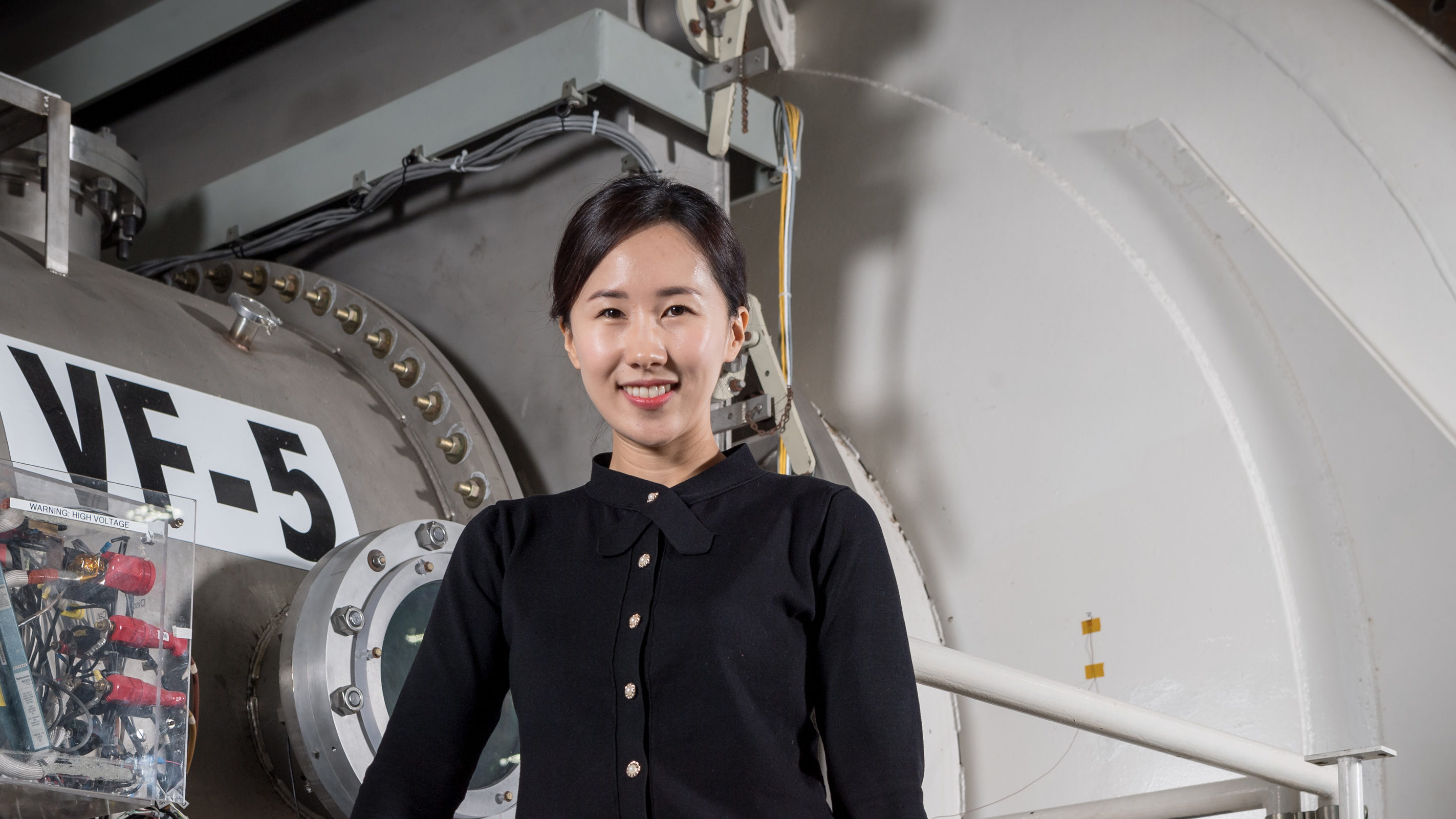 Celebrating diversity in engineering: Dr. Maria Choi