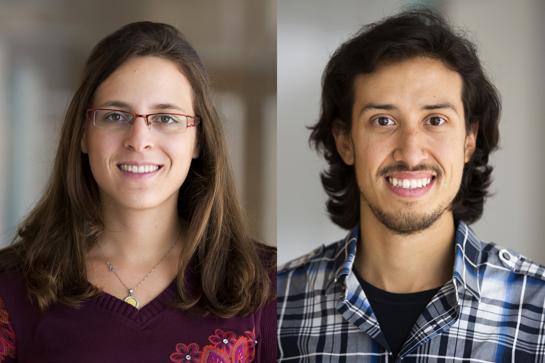 CSE Researchers Danai Koutra and Walter Lasecki