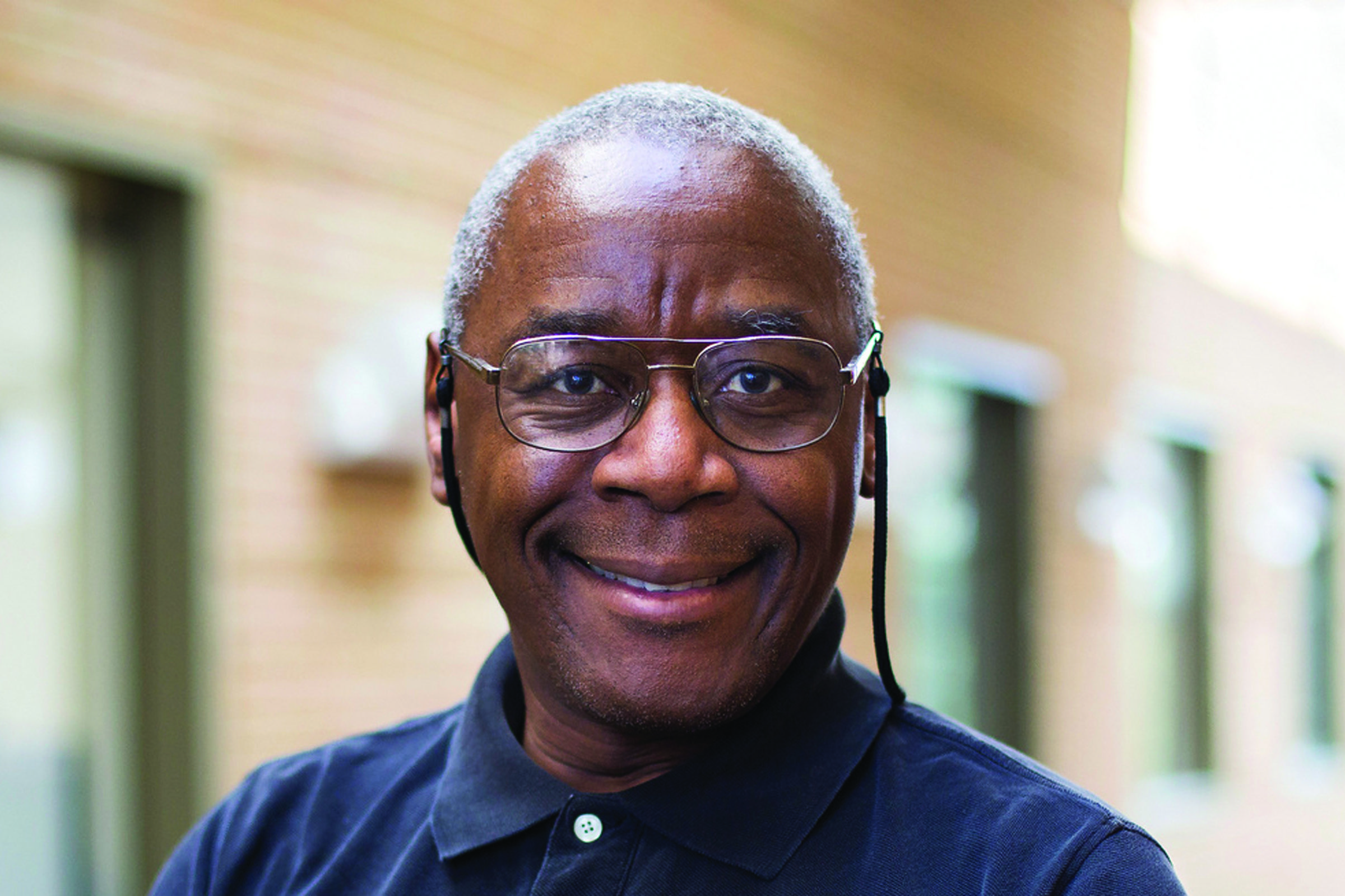 Aerospace Professor Pierre T. Kabamba