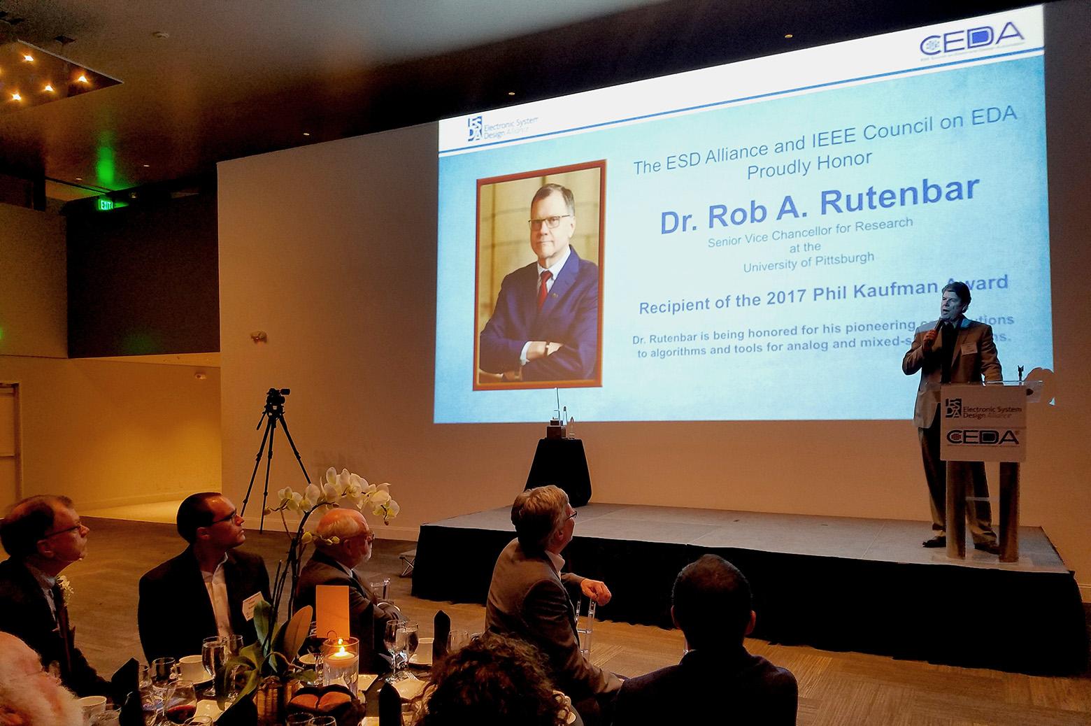 Rutenbar Kaufman Award