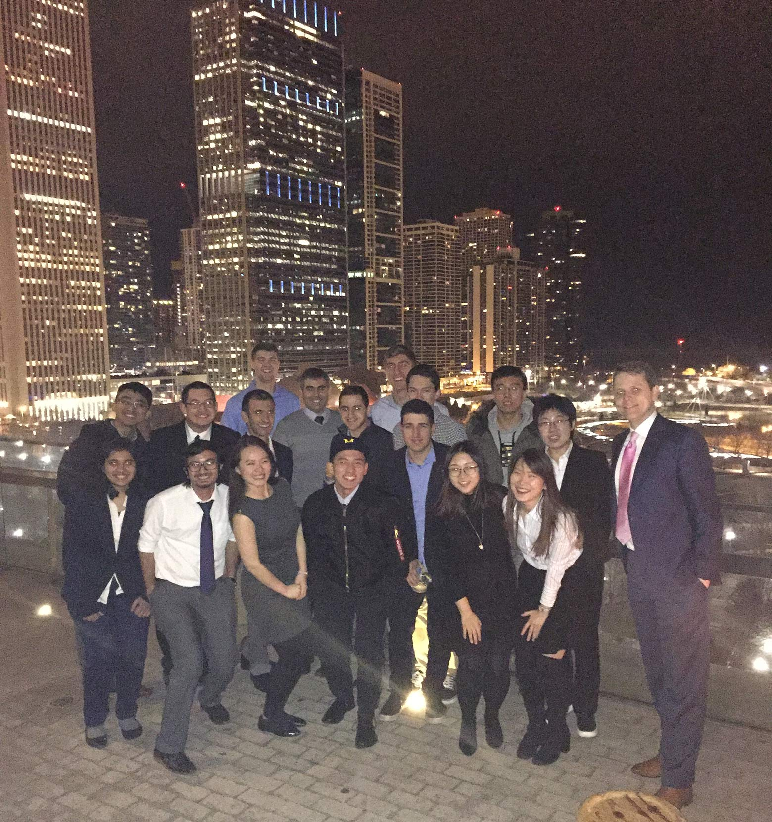 ASCE Chicago Trip
