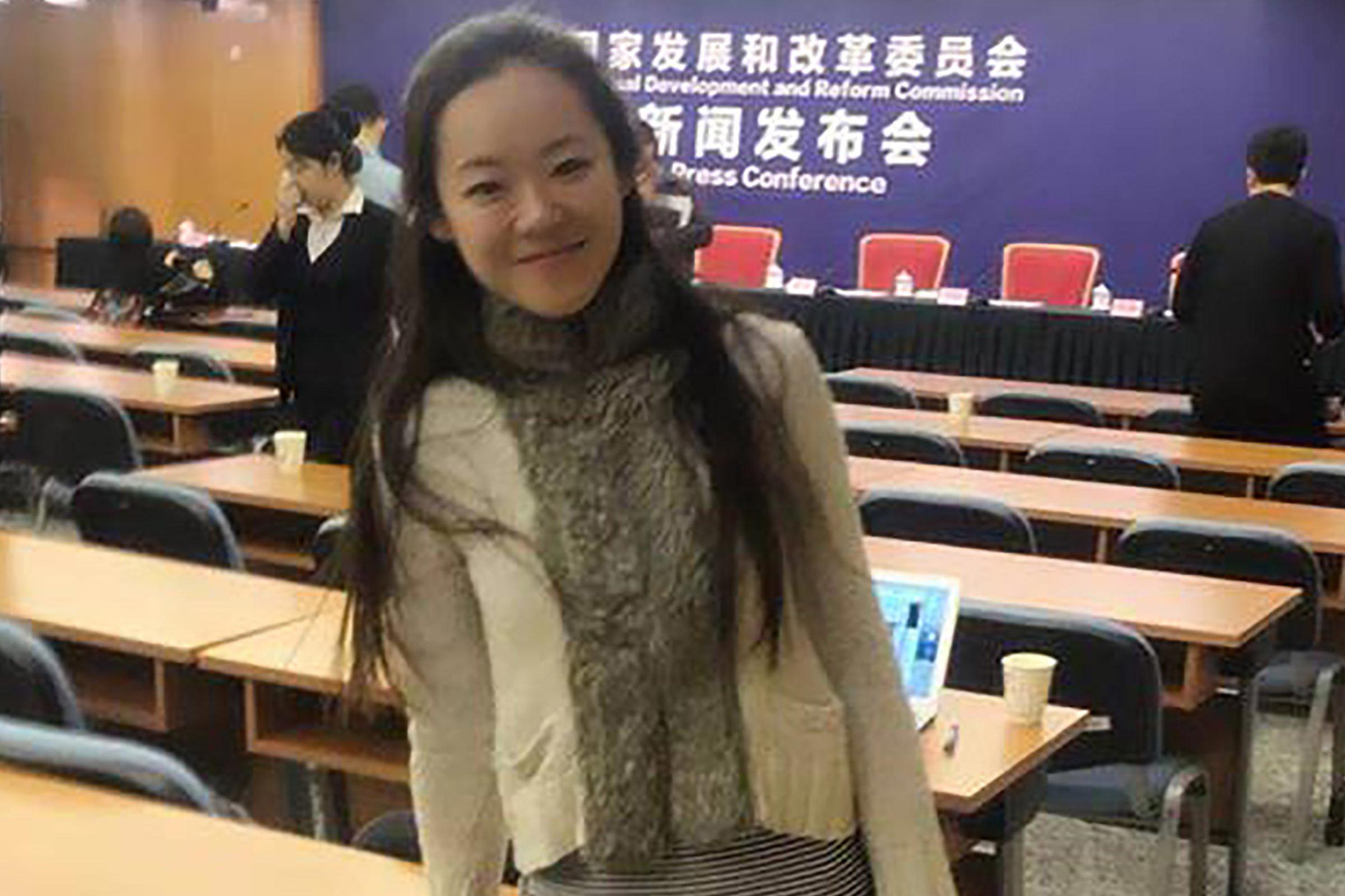 Xiaolu Zhao