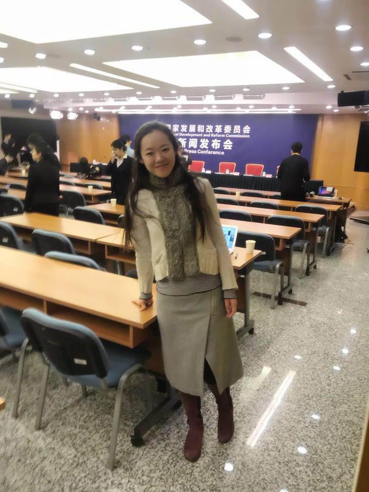 Xiaolu Zhao Press Conference