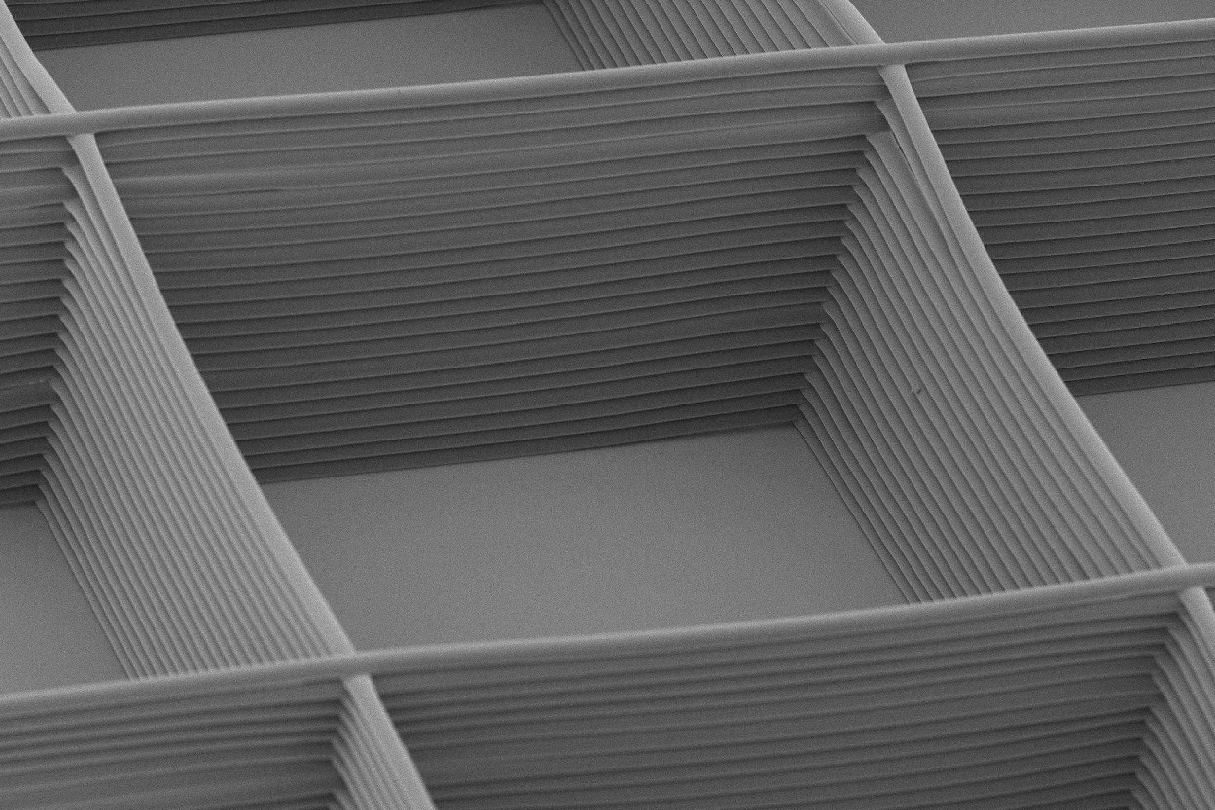 A 3D grid