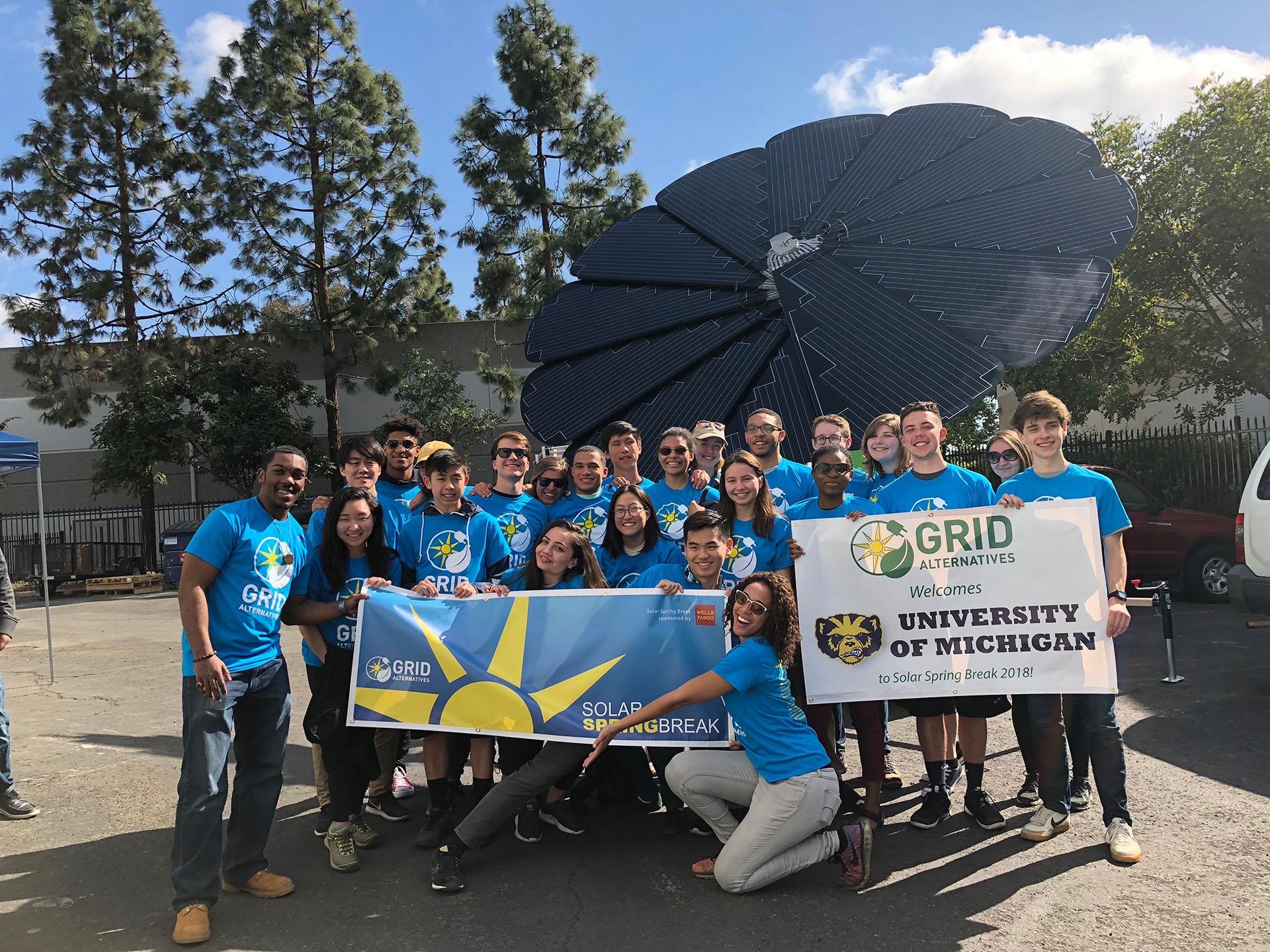 GRID Solar team