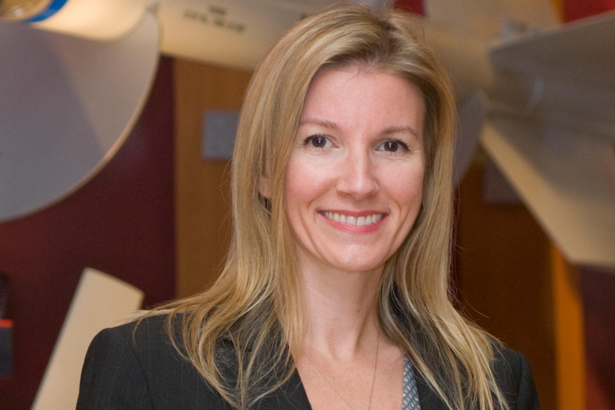A Role Model at Raytheon: Katherine Herrick