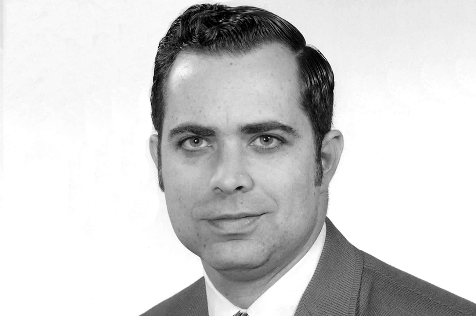 Portrait of Kensall Wise