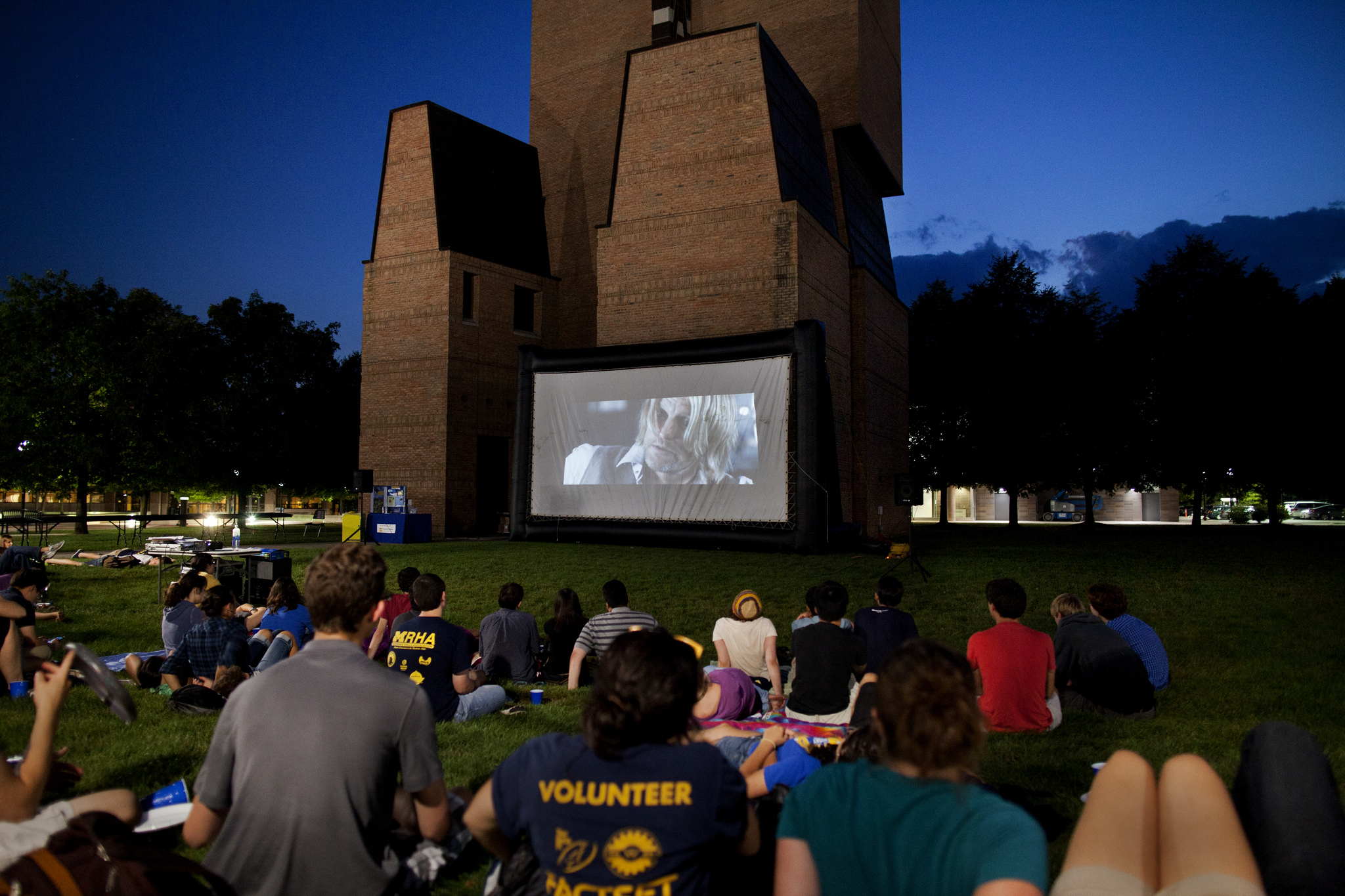 Movie on the diag