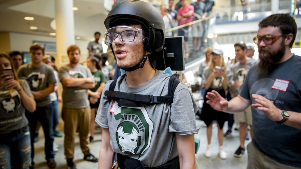 MSU exoskeleton